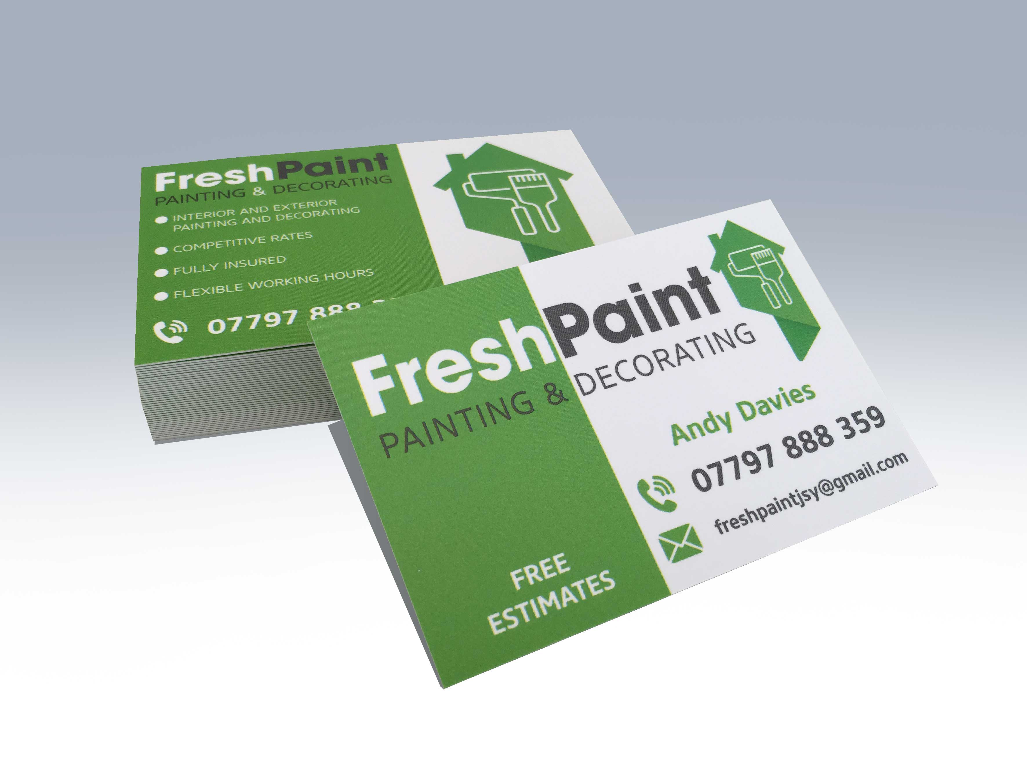 Business Cards Standard | Print FX