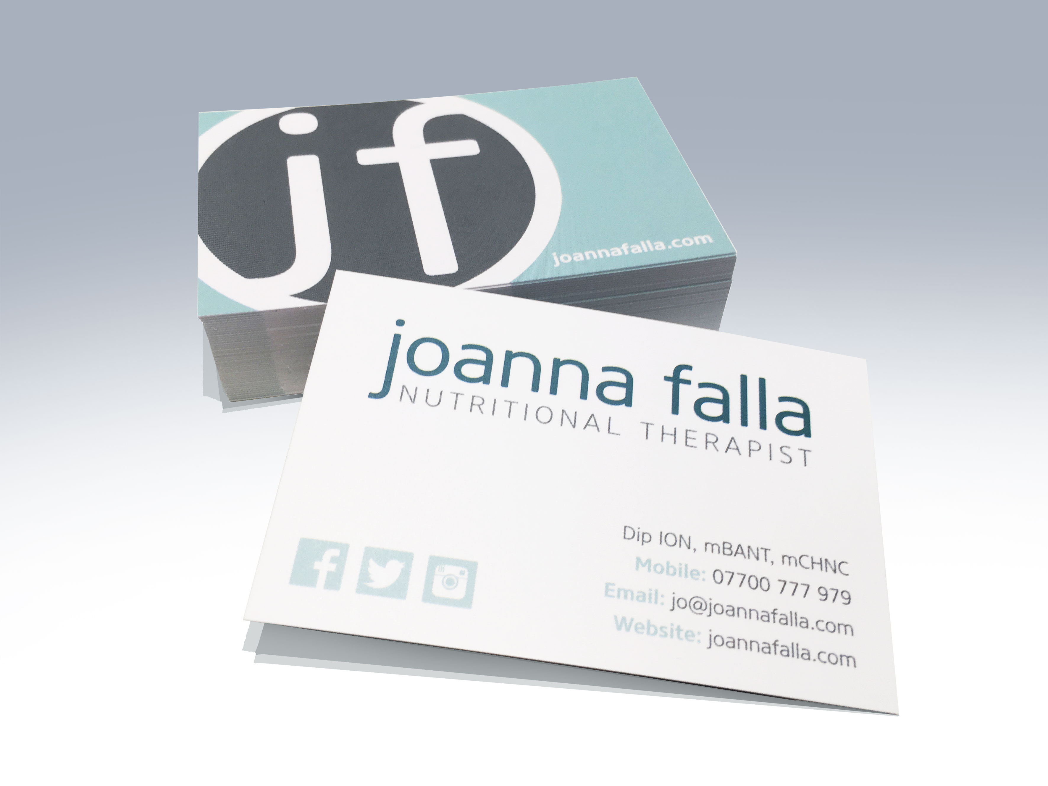 business cards laminated print fx